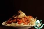 Помидорная заправка для спагетти