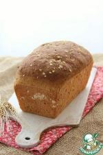 Овсяно-кукурузный хлеб