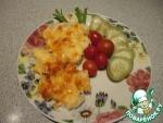 Куриное филе в сметанно-чесночном соусе