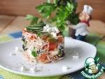 "Теплый ""Греческий"" салат"