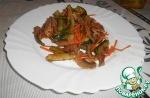 Огуречный салат по-корейски