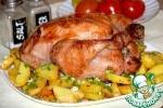 Курица для воскресного обеда