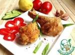 Куриные голени с паприкой и лимоном в СВЧ