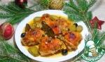 Курица в пряном соусе