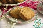 Бисквитное печенье с орехами