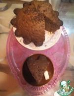 Французский трюфельный пирог