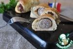 Колбаски в тесте от Лауры Колдер