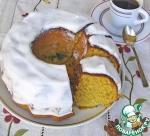 Мандариновый бисквит