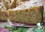 Яблочный пирог на закваске