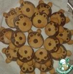 """Детское печенье """"Медвежата"""""""