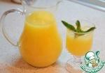 Домашний лимонад с апельсинами