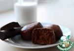 Шоколадные заварные прянички