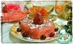 Клубничный воздушный десерт