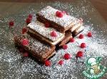 Шоколадно-овсяное печенье-сэндвич