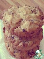 Неожиданное печенье с вишней