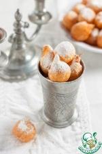 """Французские заварные пончики """"Пе-де-нонн"""""""