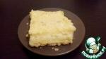 """Пирожное """"Лимонные квадратики"""""""