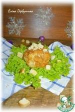Цветная капуста в остром кляре под сыром