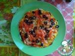 """""""Пицца"""" вегетарианская"""