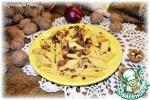 Паста ореховая с луком