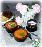 Суп рисово-фасолевый