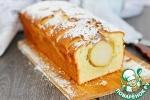 Творoжный кекс с грушами