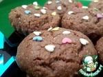 Творожно-шоколадные кексы