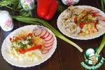 Рис, запеченный с овощами