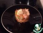 Курица с овощами в соусе чили