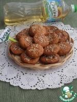 """Печенье """"Томатно-шоколадное"""""""