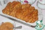 Яблочно-тыквенный хлеб к чаю
