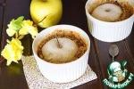Крамбл яблочный с ореховым штрейзелем