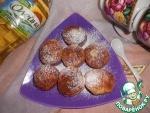 Картофельные пончики с корицей