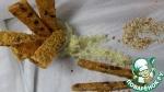 Морковно-злаковые палочки