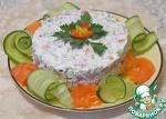Тартар из слабосоленой семги