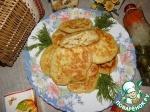 "Капустные оладьи ""Семейный завтрак"""