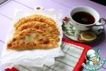 Чебуреки с диким рисом