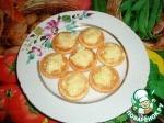 """Лимонный десерт """"Холмики"""""""