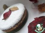 Свекольно-кокосово-шоколадный пирог