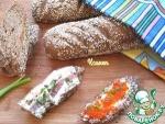 Ржано-пшеничный багет на солоде