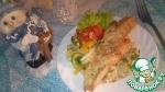 Косички рыбные под соусом