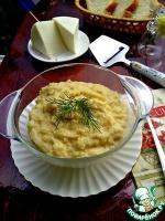 Картофельное пюре по рецепту Жоэля Робюшона