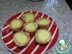 Тарталетки со сладким кремом из яиц