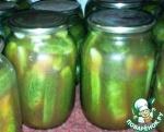 Огурцы в кетчупе чили