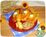 Блинчики с картофелем и печенью