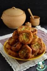 Пирожки с картофелем во фритюре
