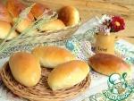 Пирожки сдобные с зелёным луком и яйцом