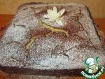 Пирог с карамелизированной грушей