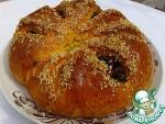 Пирог с оливками