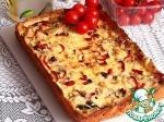 Пирог со спаржей